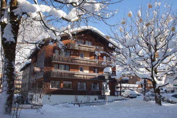 ホテル写真: Dorfgasthof Adler, Mellau