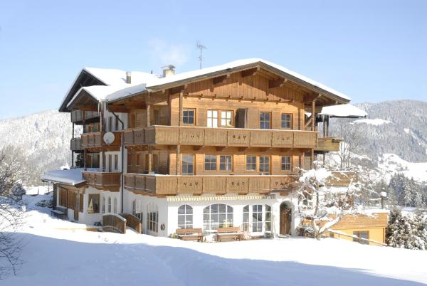 Fotos del hotel: Pension Luzenberg, Auffach
