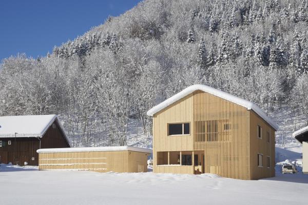 Fotografie hotelů: Ferienhaus Islen, Mellau