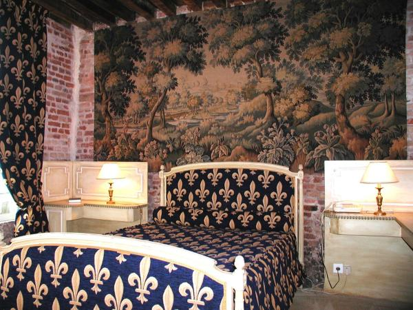 Charm Double Room