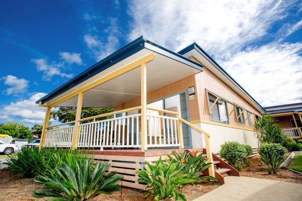 Zdjęcia hotelu: North Coast Holiday Parks Urunga Heads, Urunga