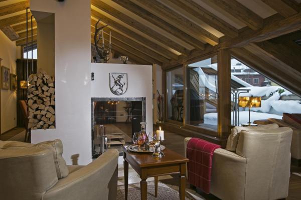 酒店图片: Luxury Penthouse Kitzbühel, 基茨比厄尔