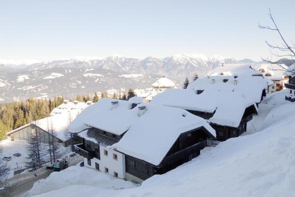 Hotel Pictures: Alpenhäuser Marcius, Sonnenalpe Nassfeld