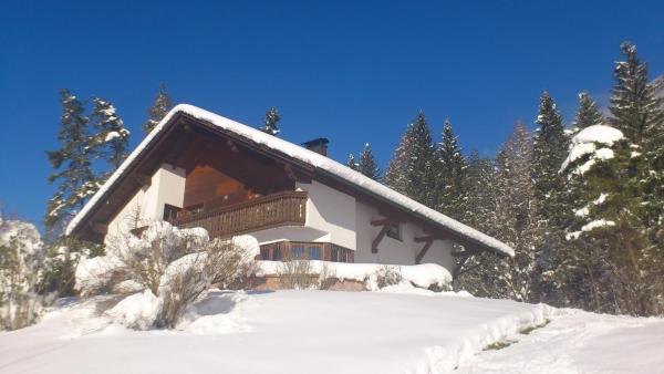 Hotellikuvia: Apartment Gertrud Flatz, Sankt Anton im Montafon