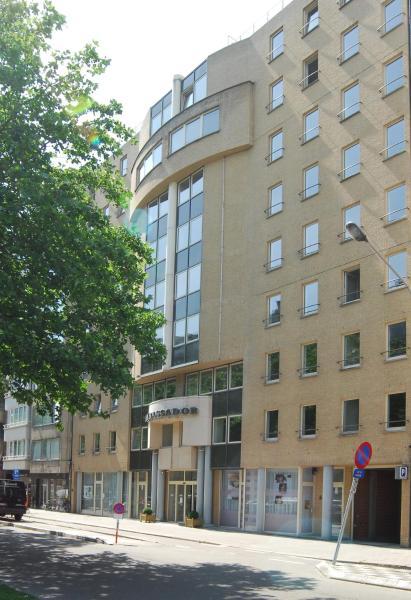 Fotografie hotelů: Ambassador Suites Antwerp, Antverpy