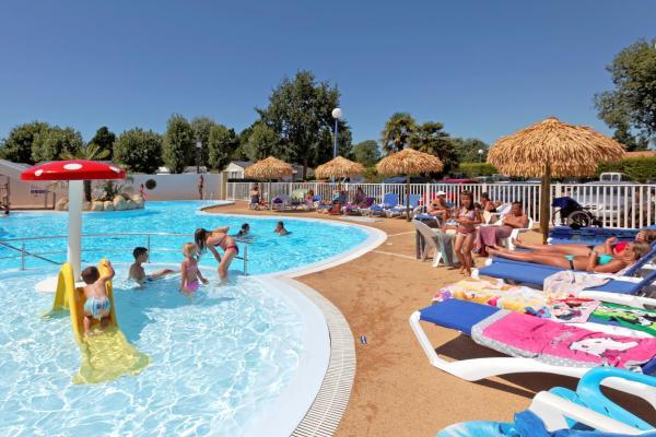 Hotel Pictures: Camping Domaine Villa Campista, Saint-Hilaire-de-Riez