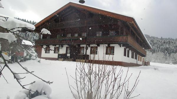 Hotelbilleder: Pension Schwaighof, Oberau