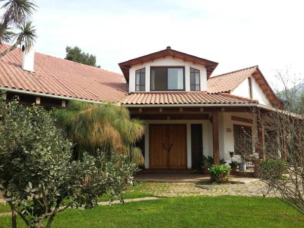 Фотографии отеля: Hosteria y Spa Llano real, Olmué