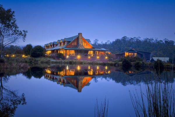 酒店图片: Peppers Cradle Mountain Lodge, 摇篮山