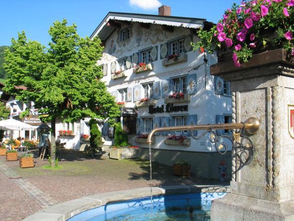Hotelbilleder: Hotel Löwen, Oberstaufen