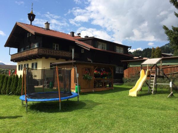 Fotografie hotelů: Appartments Pihapperblick, Mittersill