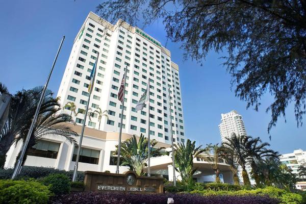 Zdjęcia hotelu: Evergreen Laurel Hotel Penang, George Town