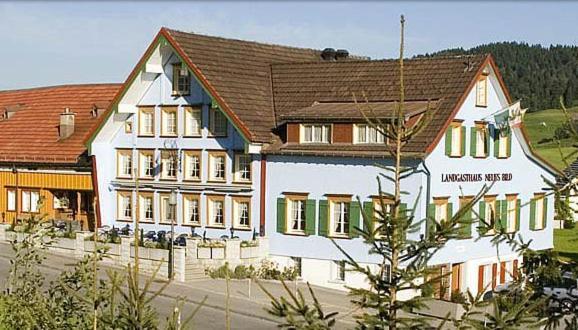 Hotel Pictures: Landgasthaus Neues Bild, Eggerstanden - Appenzell
