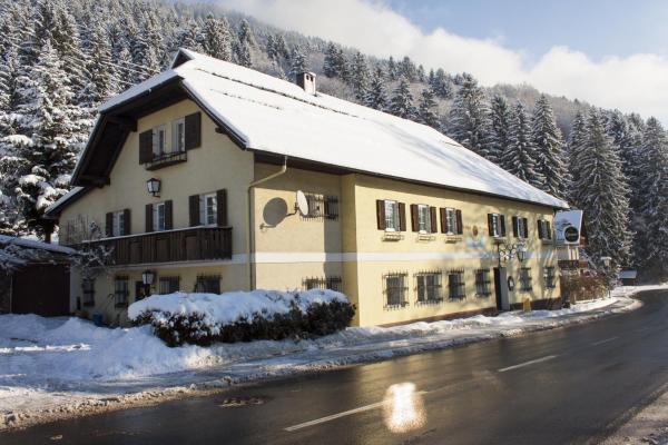 ホテル写真: Grillhof Reisach Nassfeld region, Reisach