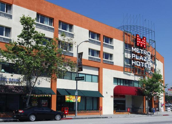 Zdjęcia hotelu: Metro Plaza Hotel, Los Angeles