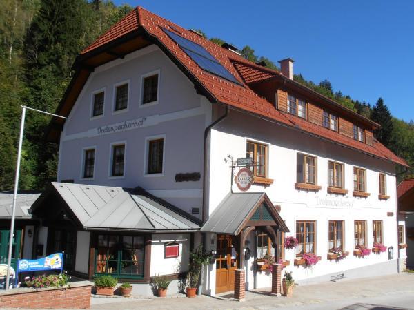 酒店图片: Dretenpacherhof, Trattenbach