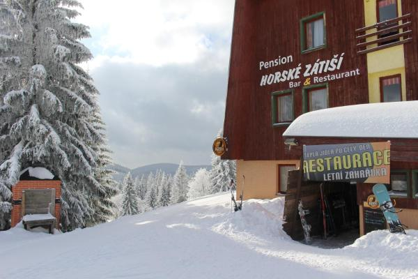 Hotel Pictures: Pension Horske Zatisi, Horni Misecky
