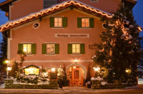 Fotos do Hotel: Hotel Gasthof Ledererwirt, Abtenau