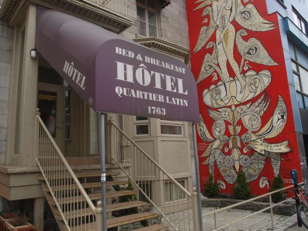Hotel Pictures: Hotel Quartier Latin, Montréal