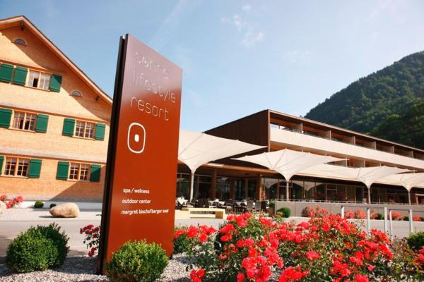 ホテル写真: Sonne Lifestyle Resort, Mellau