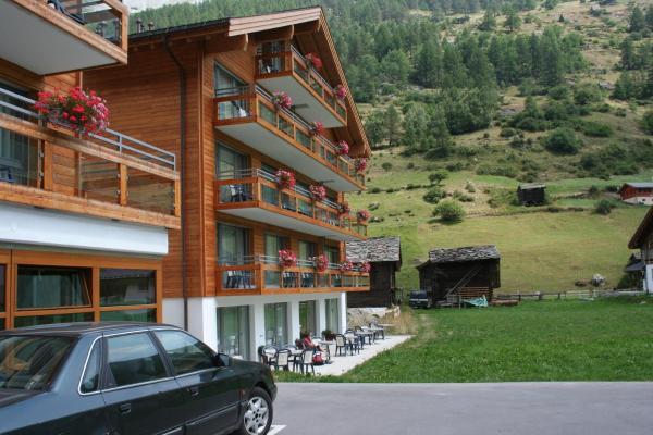 Hotel Pictures: Welcome Hotel Täsch, Täsch