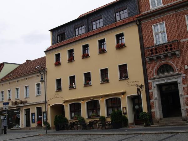 Hotelbilleder: Zum Goldenen Stern, Jüterbog