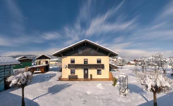 Hotellikuvia: Ferienwohnung Wimpissinger, Angath