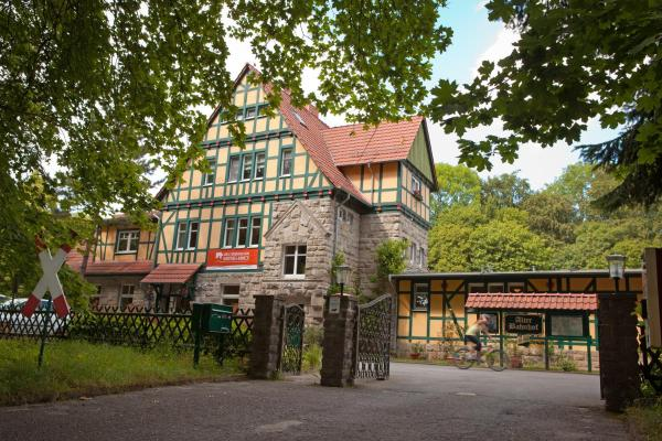 Hotelbilleder: Landgasthof Alter Bahnhof, Heyerode