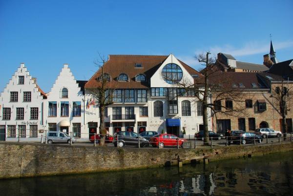 Hotel Pictures: Golden Tulip Hotel de' Medici, Bruges