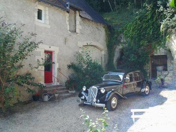 Hotel Pictures: , Chissay-en-Touraine