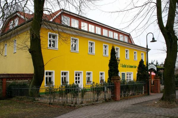 Hotelbilleder: Landgasthof zur krummen Linde, Stolpe