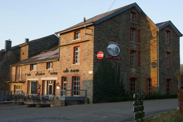 Hotel Pictures: Auberge Saint-Martin, Orchimont
