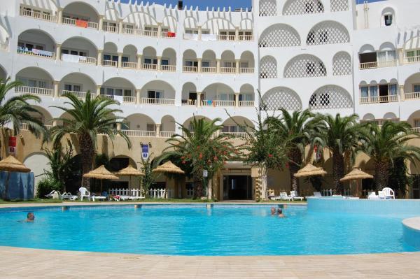 лучшие отели монастира