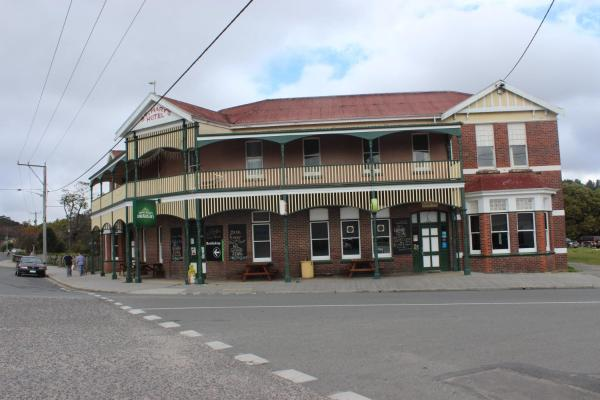 Fotos del hotel: St Marys Historic Hotel, Saint Marys