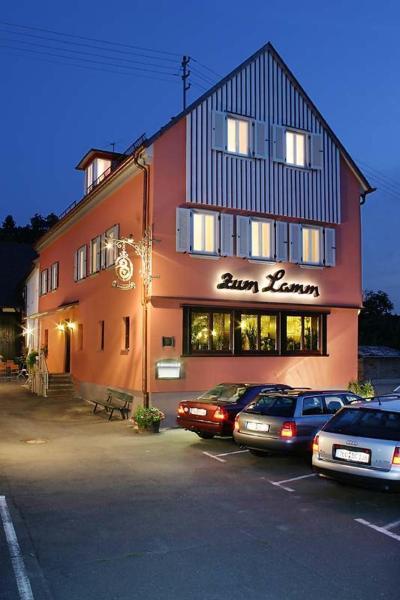Hotel Pictures: Gästehaus Zum Lamm, Lauda-Königshofen