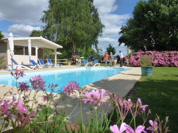 Hotel Pictures: La Crémaillère, Saint-Lubin-en-Vergonnois