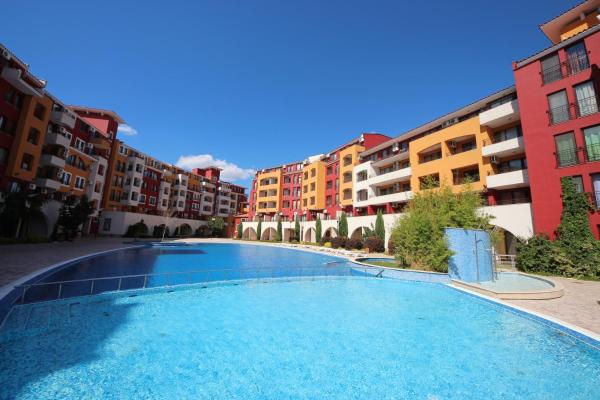 Zdjęcia hotelu: Menada Ravda Apartments, Rawda