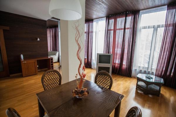 Hotelbilleder: Country Club Neftyanik, Volgograd