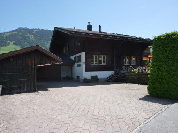 Hotel Pictures: Chalet Aebnetbode, Gstaad