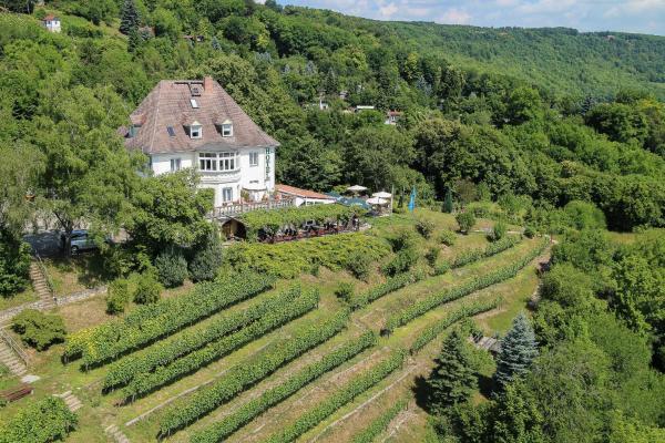 Hotel Pictures: Flair Hotel Villa Ilske, Bad Kösen