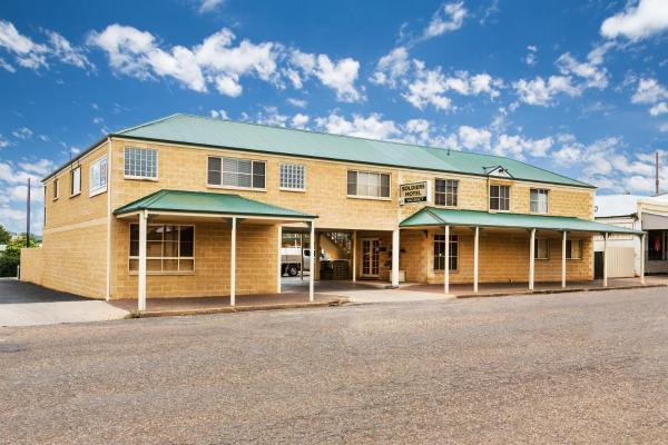 Фотографии отеля: Soldiers Motel, Mudgee