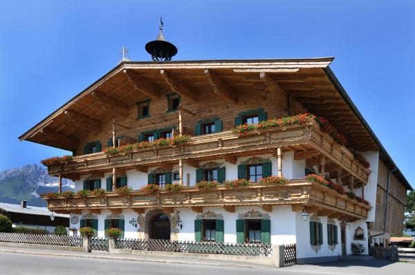 Hotellbilder: Kaiserpension Müllnerhof, Oberndorf in Tirol