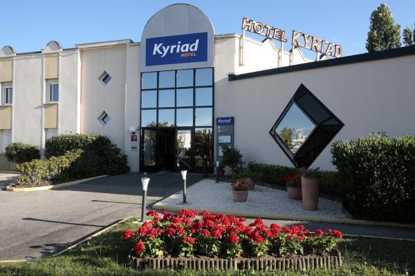 Hotel Pictures: Kyriad Limoges Sud - Feytiat, Feytiat