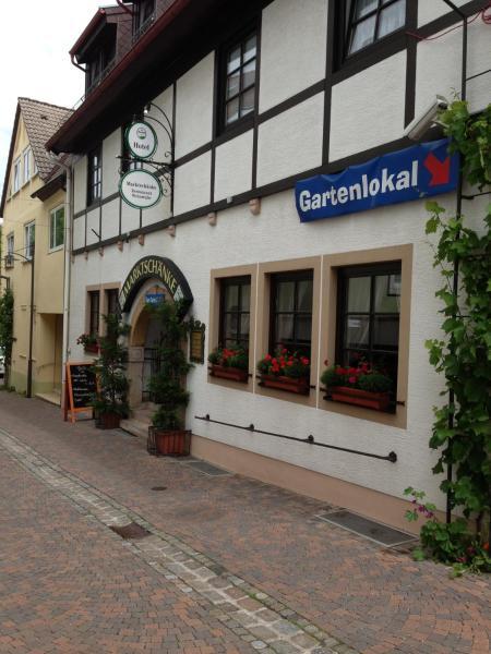 Hotelbilleder: Marktschänke, Bad Dürkheim