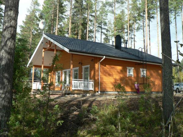 Hotel Pictures: Kapiaisen Lomamökit, Halmeniemi