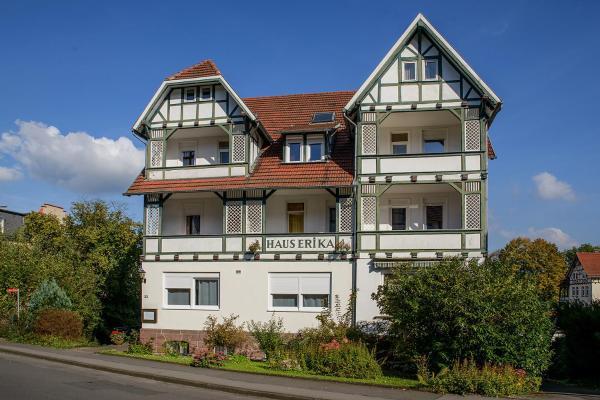 Hotelbilleder: Haus Erika, Bad Sooden-Allendorf