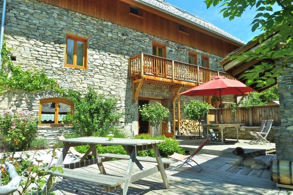 Hotel Pictures: Le Moulin Ollivier, Saint-André-d'Embrun