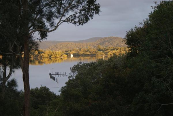 Hotelbilleder: Blue Gum Cottage on Bay, Bensville