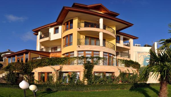 Hotellbilder: Villa Valenti, Kavarna