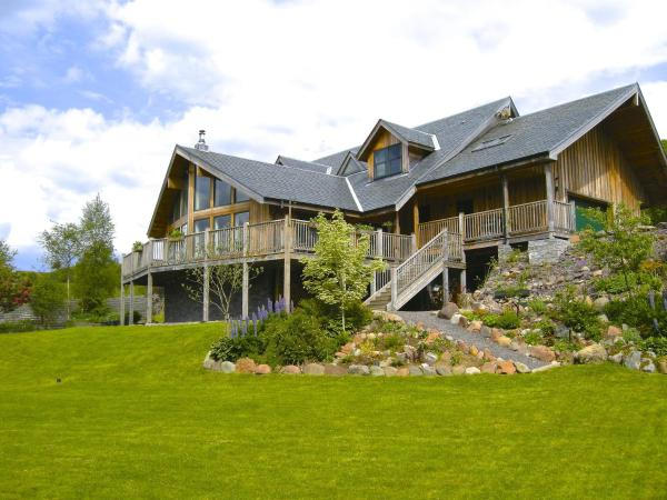 Hotel Pictures: Tanglewood Lodge, Taynuilt